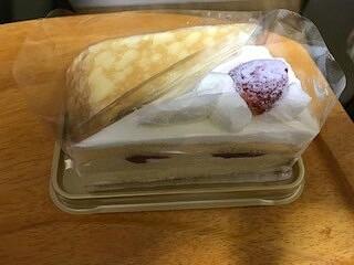 ショートケーキ ミルクレープの画像 プリ画像