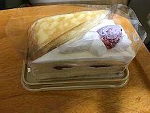 ショートケーキ ミルクレープの画像(ミルクレープに関連した画像)