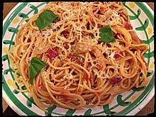トマトソース ジョリーパスタ プリ画像