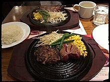 ハンバーグ ステーキ プリ画像