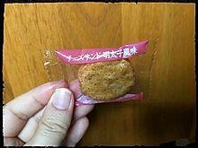チーズサンド明太子風味 煎餅 プリ画像
