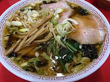 茨城県龍ヶ崎市 とん平食堂 ラーメン プリ画像