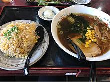 千葉県野田市 シャオ チャーハンセット ラーメンの画像(ラーメンに関連した画像)