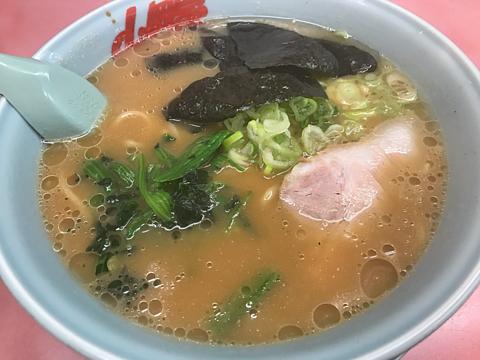 山岡家 醤油ラーメンの画像(プリ画像)