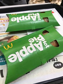 マクドナルド アップルパイの画像(アップに関連した画像)