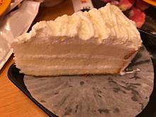 スシロー ホワイトチョコレートケーキの画像(ホワイトチョコレートに関連した画像)