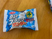 白いブラックサンダーチョコレート 北海道限定の画像(チョコに関連した画像)