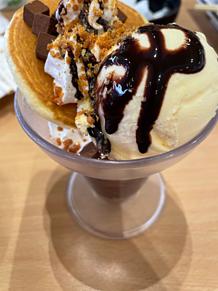 チョコレートパフェ かっぱ寿司 プリ画像