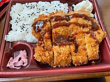 チキンカツ弁当 スーパー カスミ プリ画像