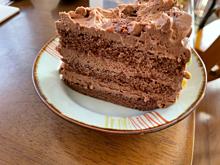 チョコレートケーキの画像(#チョコレートに関連した画像)