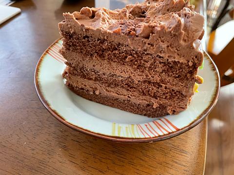 チョコレートケーキの画像 プリ画像