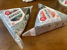 北海道産昆布 辛子明太子 ミニストップ おにぎりの画像(北海道に関連した画像)