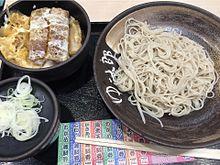 ゆで太郎 蕎麦 親子丼の画像(親子に関連した画像)