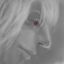 男の横顔の画像(プリ画像)