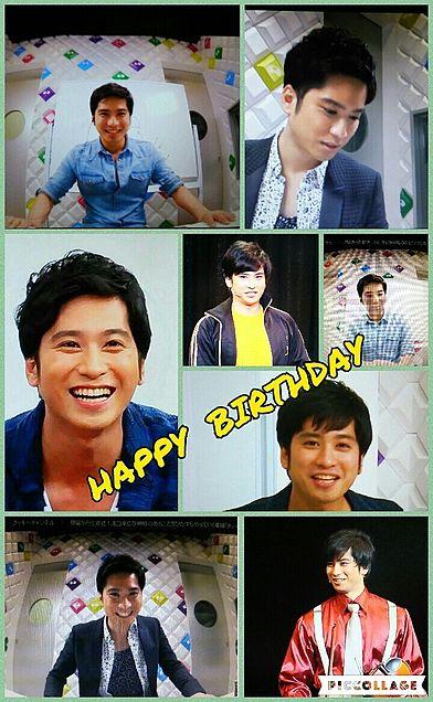 5月29日 31歳のお誕生日おめでとう 滝口幸広さんの画像(プリ画像)