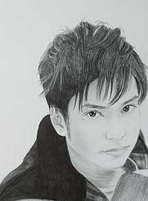 似顔絵 滝口幸広さんの画像(俳優に関連した画像)
