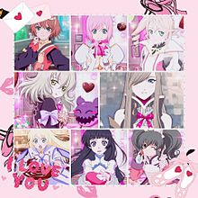 バレンタインデーテイルズ集の画像(テイルズに関連した画像)