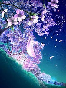 桜 壁紙 イラスト 綺麗の画像8点 完全無料画像検索のプリ画像 Bygmo
