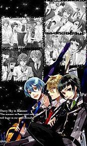 Starry☆Sky 夏組の画像(S☆Skyに関連した画像)