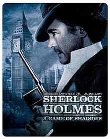 シャーロックホームズ シャドウゲーム 洋画の画像(シャーロックに関連した画像)