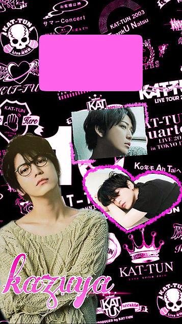 亀梨和也さんのロック画面の画像 プリ画像