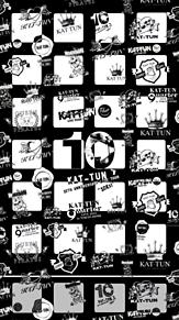 ♤KATーTUN iPhone ホーム画面 ♤の画像(KATーTUNに関連した画像)
