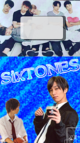 ♤SixTONES 田中樹 ロック画面♤ プリ画像