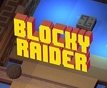 クロッシーロード×インディ・ジョーンズなアクションゲーム『Blocky?Raider』の画像(クロッシーロードに関連した画像)