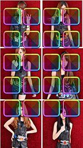 仮面ライダーGIRLS i-podtoubh5ホーム画面の画像(吉住に関連した画像)