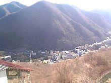 鬼怒川の景色の画像(栃木に関連した画像)