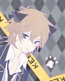 イケメン男子(猫耳) プリ画像