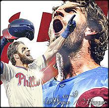 MLB ハーパーの画像(野球に関連した画像)