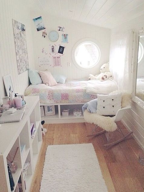 Naver for Home interior picture little girl