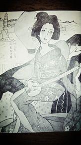 【アナログ】竹下夢二さんの画像(西尾維新に関連した画像)