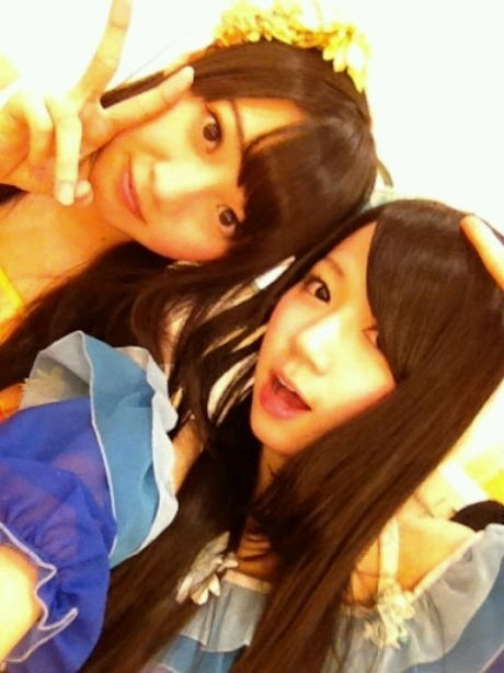 SKE48 高田志織 木崎ゆりあの画像 プリ画像