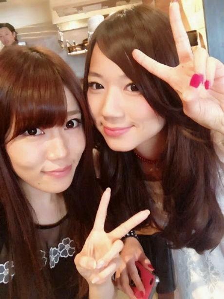 SKE48 出口陽 高田志織の画像(プリ画像)