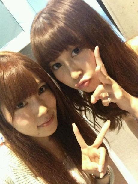 SKE48 出口陽 小森美果の画像(プリ画像)