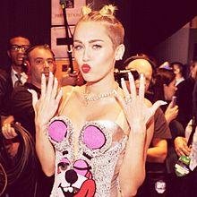 Miley Cyrus マイリーサイラス プリ画像