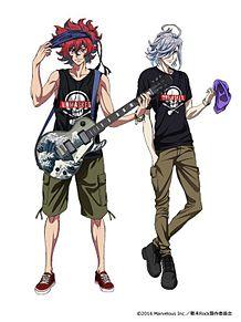 坂本龍馬&沖田総司の画像(幕末rockに関連した画像)
