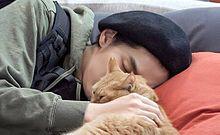 Krisと猫 プリ画像