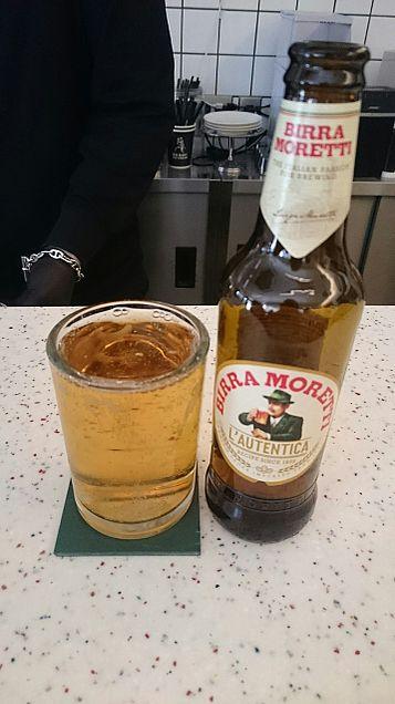 イタリアのビール、モレッティ。の画像(プリ画像)