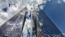 マンハッタンの高層ビル@トヤスム株式会社の画像(高層ビルに関連した画像)