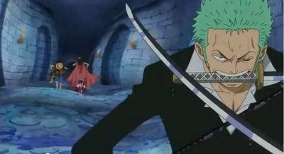 最強剣士ゾロ
