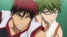 黒子のバスケの画像(FZ緑に関連した画像)