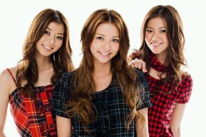 香里奈3姉妹の画像 プリ画像
