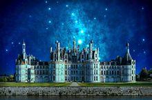 #幻想ファンタジー#幻想的#城#星空#素材#壁紙の画像(幻想的に関連した画像)