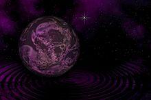 #幻想的#惑星#月#地球#素材#背景#壁紙の画像(#幻想的に関連した画像)