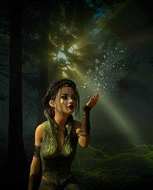 #幻想ファンタジー#森#妖精#異世界#壁紙の画像(異世界に関連した画像)
