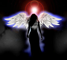 #ゴシック#ダーク#天使#闇#闇の天使#壁紙の画像(シックに関連した画像)
