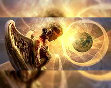 #ゴシック#ダーク#天使像#光り#輝き#素材の画像(シックに関連した画像)